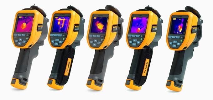Fluke объявляет акцию! Скидка 10% на тепловизоры TIS10, TIS50, TIS55, TIS60 и TIS65.